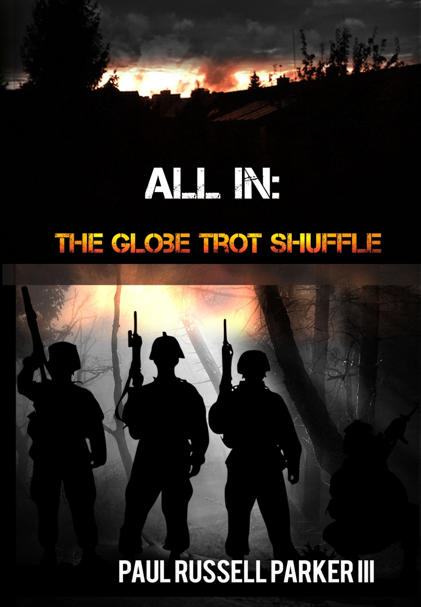All In:  The Globe Trot Shuffle's Blurb