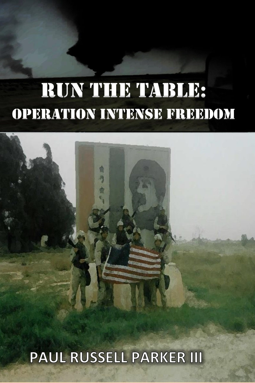 Run The Table:  Operation Intense Freedom is #free on June 28
