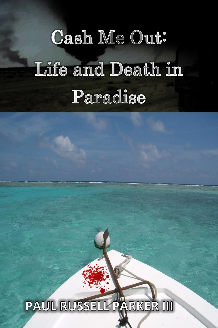 Cash Me Out:  Life and Death in Paradise is #free on June 21