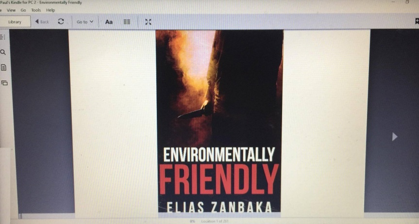 ENVIRONMENTALLY FRIENDLY by Elias Zanbaka