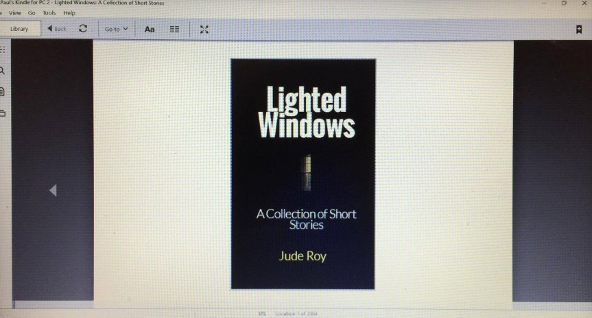 LIGHTED WINDOWS by Jude Roy