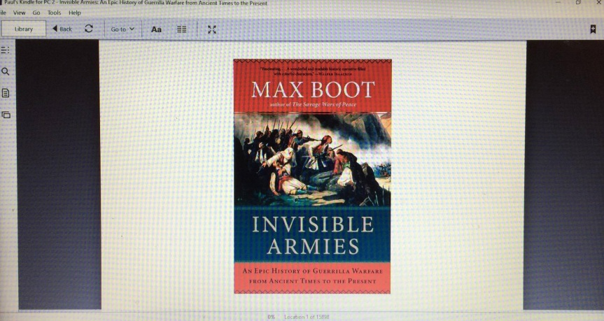 INVISIBLE ARMIES by MaxBoot