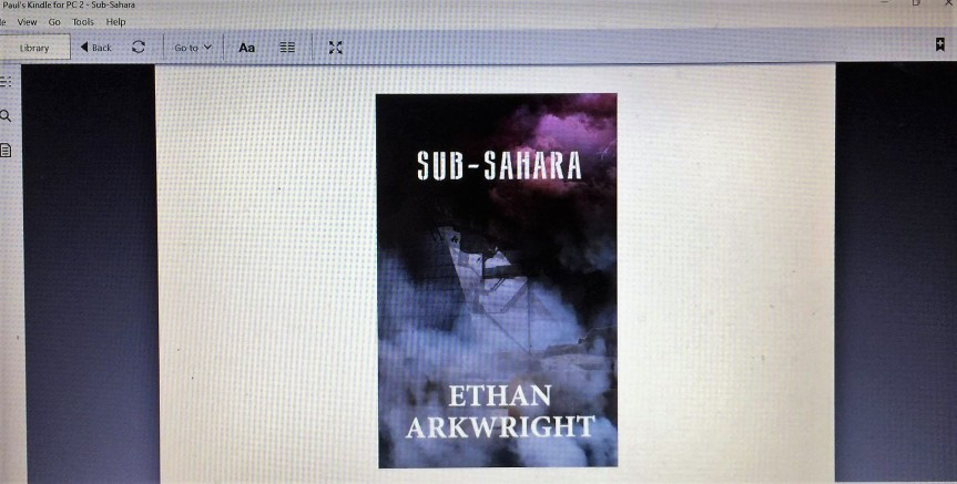 SUB-SAHARA by Ethan Arkwright