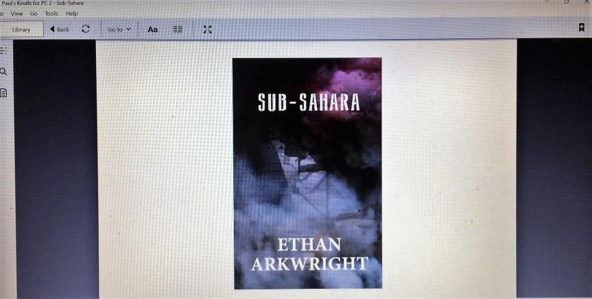 SUB-SAHARA by EthanArkwright
