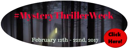 #MysteryThrillerWeek February 12, 2017 – February 22, 2017