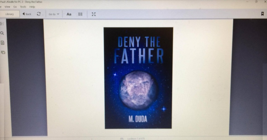 DENY THE FATHER by M. Duda