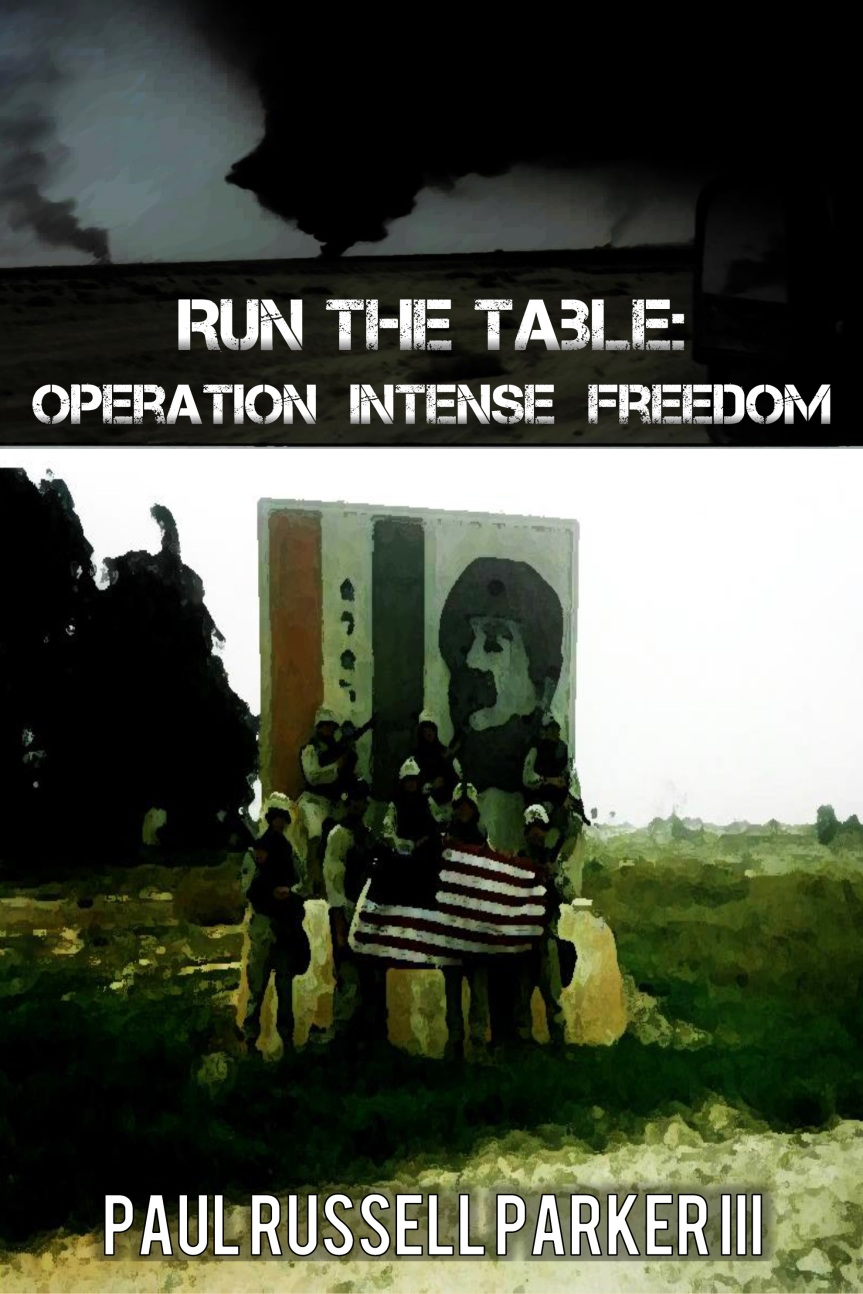 Run The Table:  Operation Intense Freedom is free on May 31