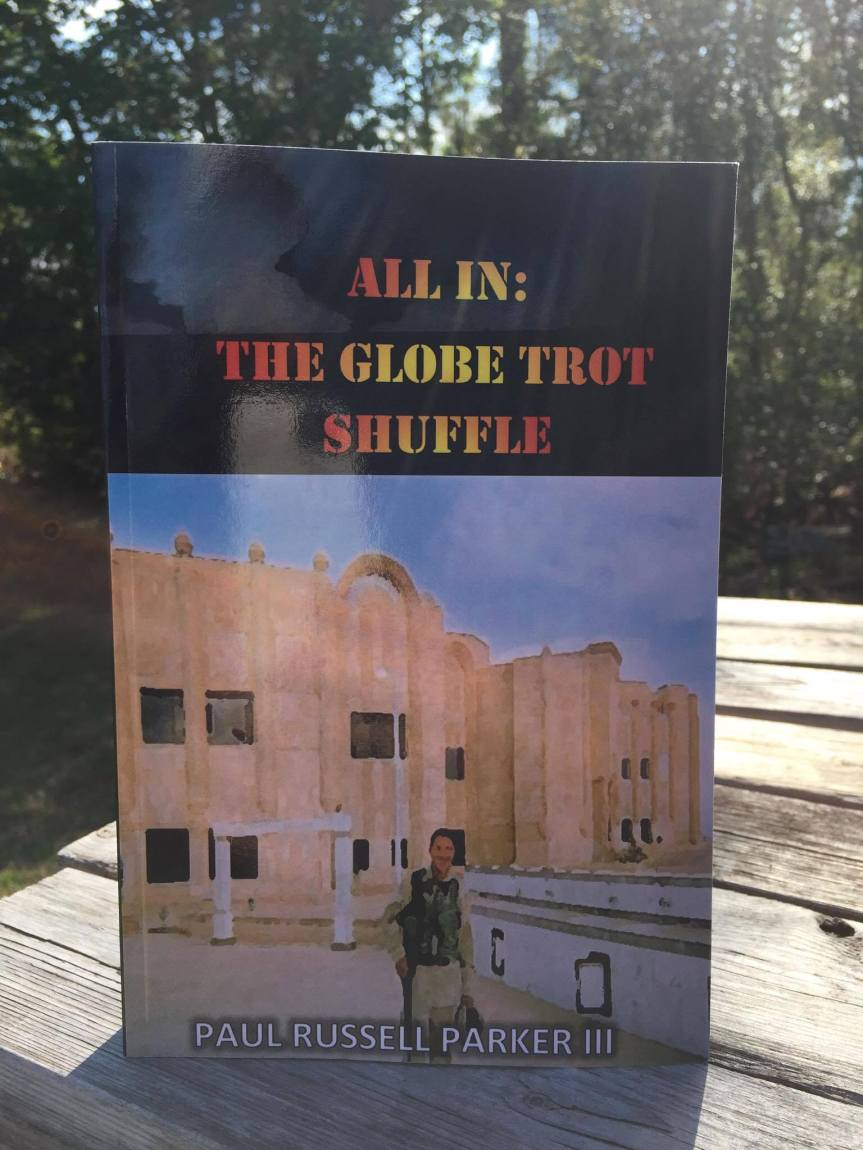 All In:  The Globe Trot Shuffle is free on May10