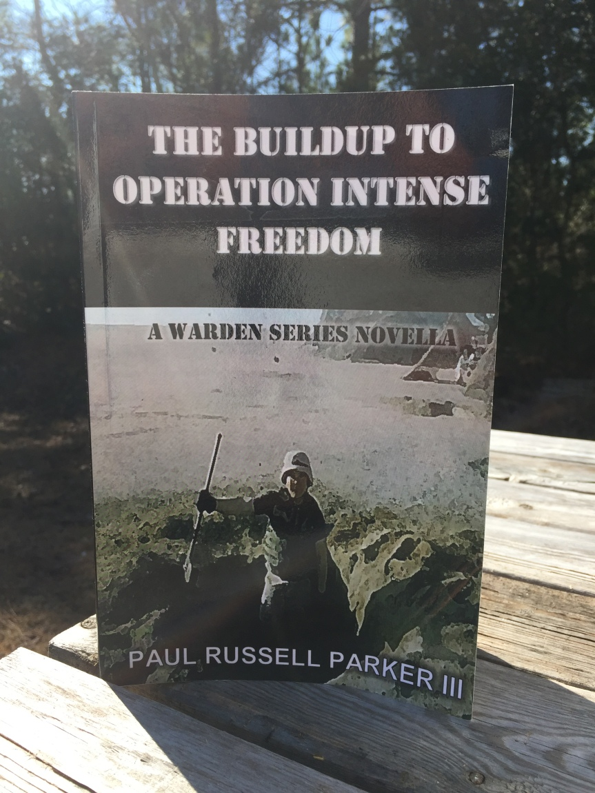 A reading of The Buildup to Operation Intense Freedom