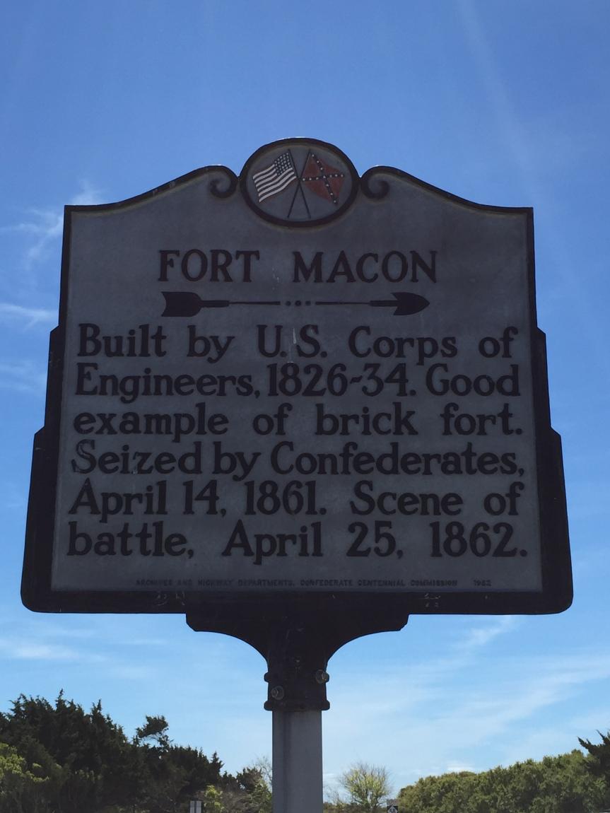 Visit Fort Macon State Park, NorthCarolina