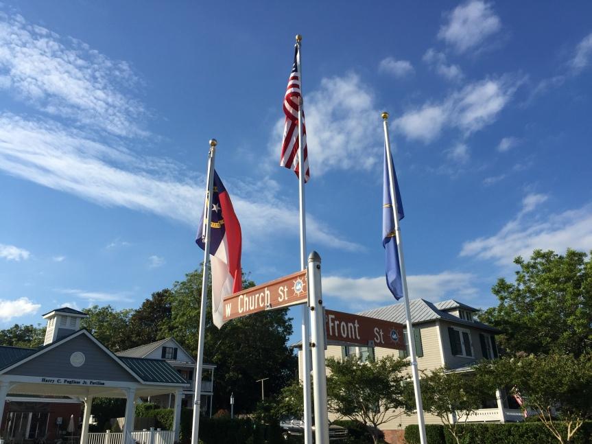 Visit Historic Downtown Swansboro, NorthCarolina