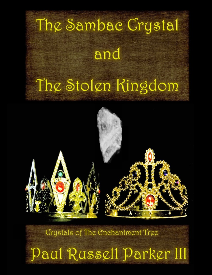 The Sambac Crystal and The Stolen Kingdom is free on June 14