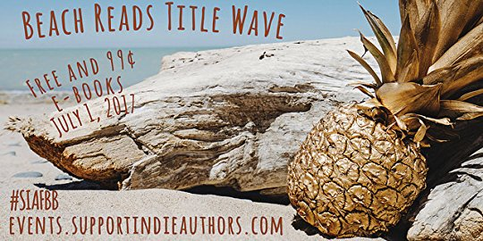 Support Indie Authors presents:  Christina's Beach Reads Title Wave
