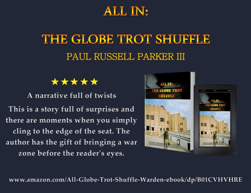 All In: The Globe Trot Shuffle is #free on July 19