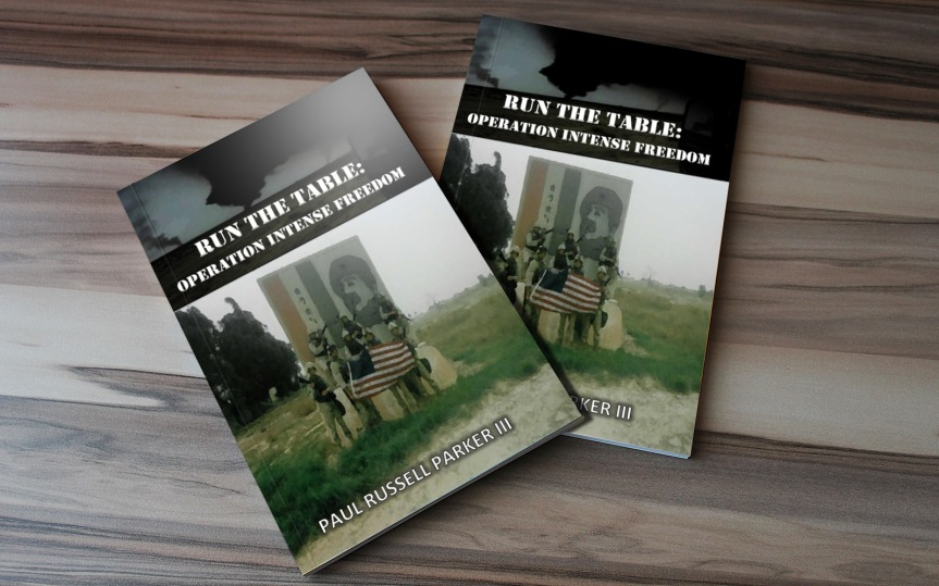 Media Kit for Run The Table:  Operation Intense Freedom