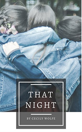 New Release Alert:  That Night by Cecily Wolfe