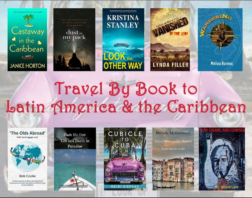 TRAVEL BY BOOK TO LATIN AMERICA AND THE CARIBBEAN