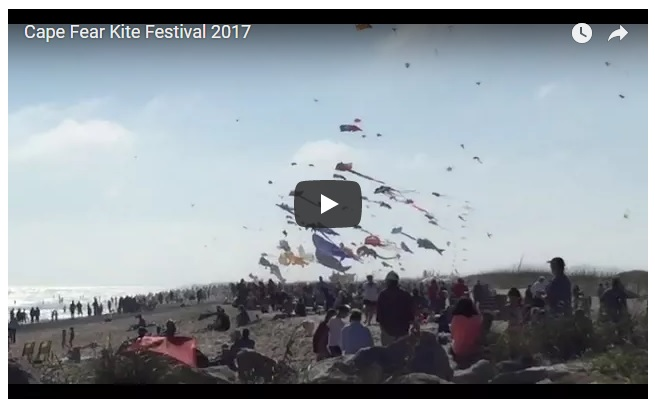 Cape Fear Kite Festival 2017