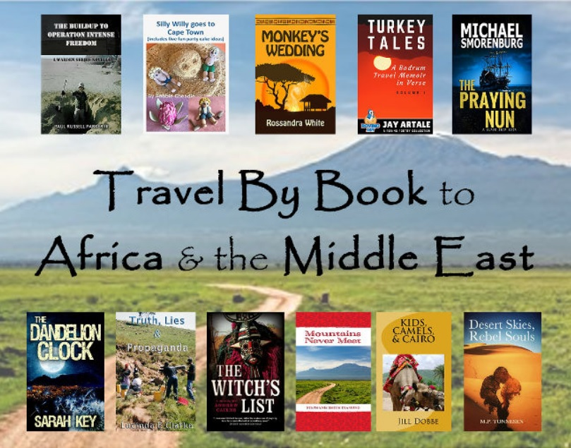 Travel By Book to Africa & the Middle East hosted by Jennifer S. Alderson
