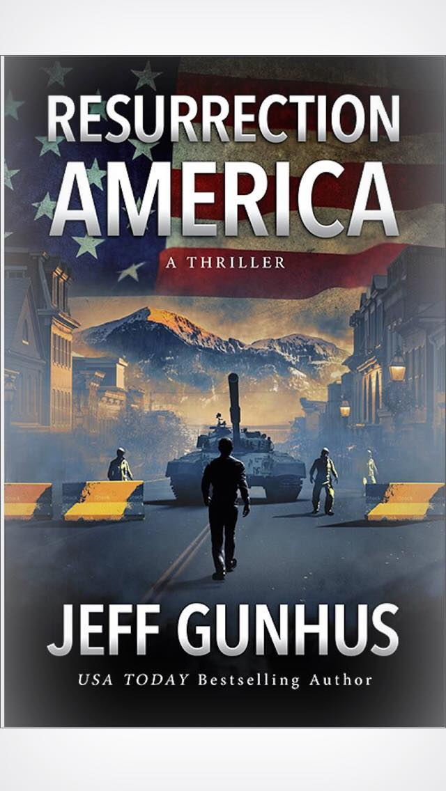 Resurrection America by Jeff Gunhus