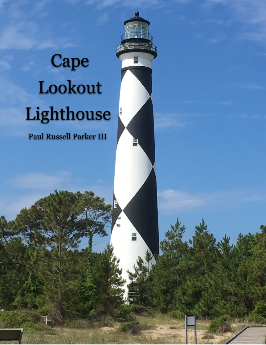 New Release!  Cape Lookout Lighthouse is nowavailable