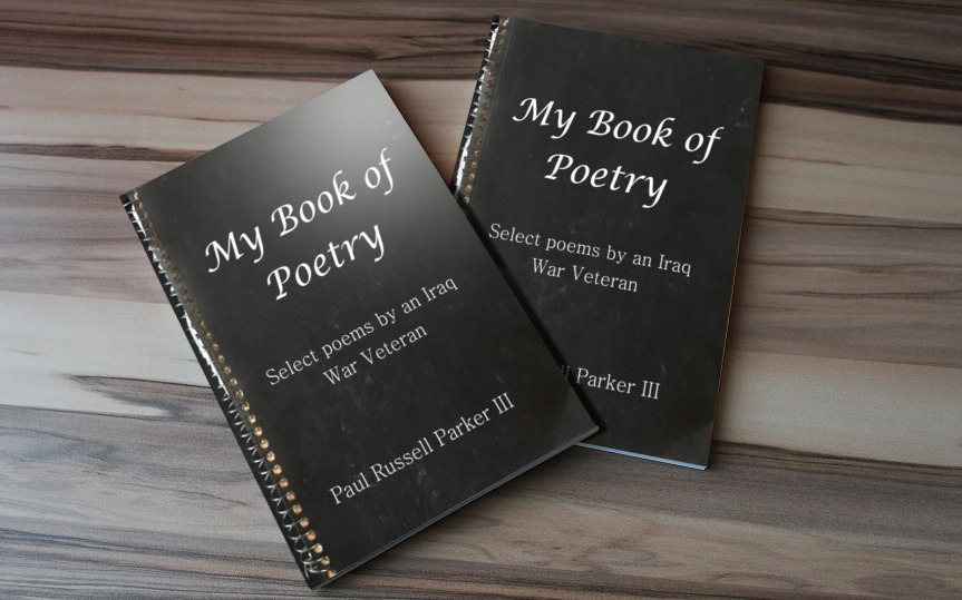 Media Kit for My Book of Poetry: Select Poems by an Iraq War Veteran