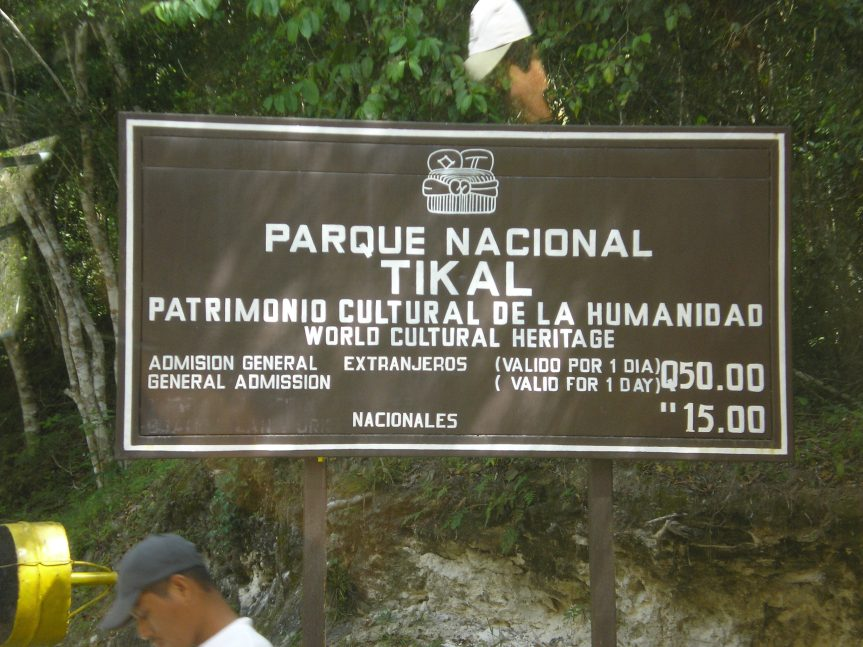 Visit Tikal National Park in Peten Department, Guatemala