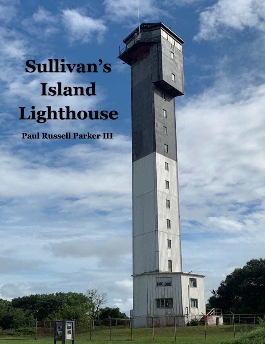 Sullivan's Island Lighthouse New Release